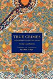 download ebook true crimes in eighteenth-century china: twenty case histories (asian law series) pdf epub