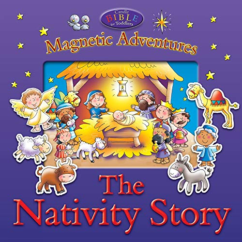 - The Nativity Story (Candle Bible for Toddlers)