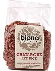 Biona | Red Camargue Rice Organic | 6 x 500G