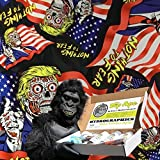 Dip Ape Zombie Metallic Trump Hydrographics Water Transfer Hydro Dip Dipping Kit