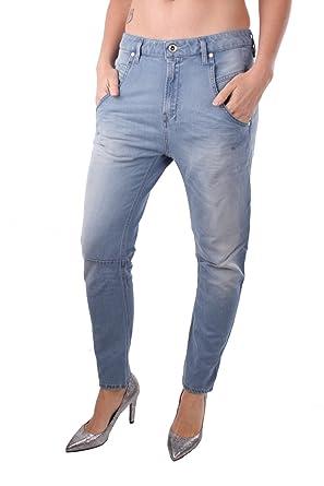 Neupreis geeignet für Männer/Frauen Einkaufen Diesel Fayza 0673Z Damen Jeans Hose Boyfriend