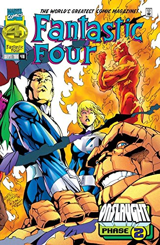 Remarkable Four (1961-1998) #416