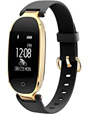 XCSOURCE S3 BT Smart Bracelet Sports Women Heart Rate Bracelet Watch Step Calorie Counter Fitness Activity Tracker AC1005