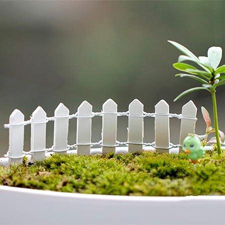 dryujdytru - Mini Hada Decorativa para jardín, Boda, Madera, Juguete de Valla: Amazon.es: Hogar