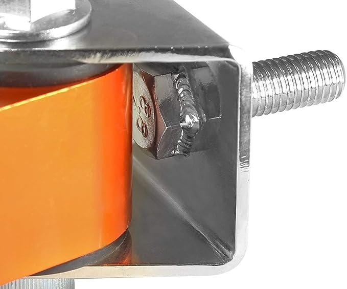 aFe Power 450-401007-N PFADT Series Orange Engine Mount Set AFE Filters