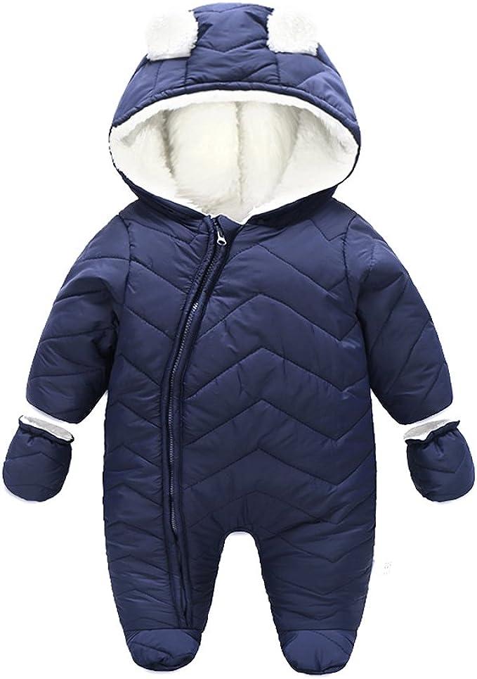 Amazon.com: Ding Dong - Chaqueta de invierno con capucha y ...