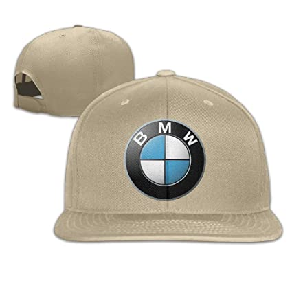yhsuknntbj Adjustable Snapback Gorra de béisbol Tiene & BMW Natural