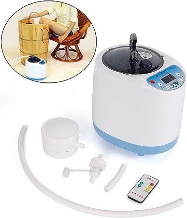 1.8//2L Home Steam Sauna Spa Full Body Slim Portable Loss Weight Detox Therapy