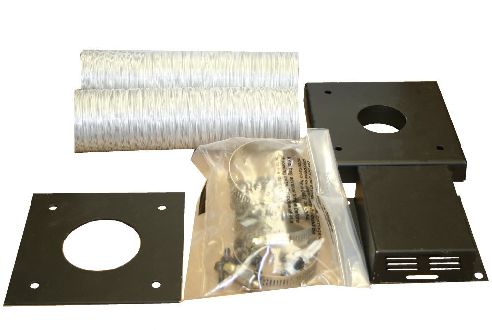 US Stove 69FAK Fresh Air Kit for Corn and Pellet Stoves by US Stove Company