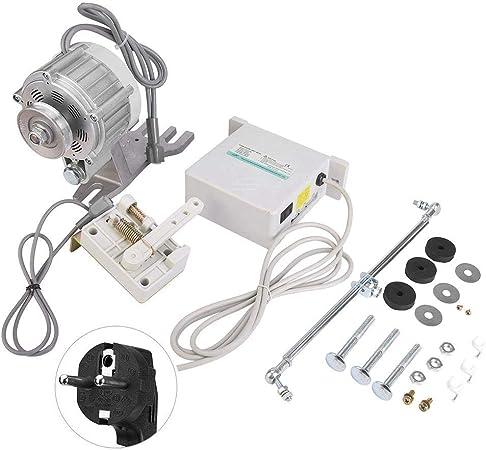 HEEPDD Servomotor Industrial de la máquina de Coser 550W Velocidad ...