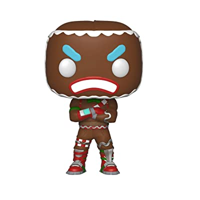 Funko Pop! Games: Fortnite - Merry Marauder Collectible Figure, Multicolor: Toys & Games