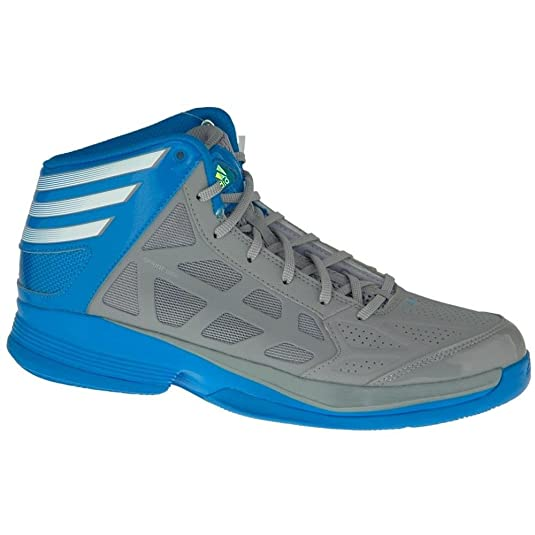 outlet store d7d41 0f02e adidas Mens Crazy Shadow G56458 Trainers, Mehrfarbig (Grey 001), 8 UK  Amazon.co.uk Shoes  Bags