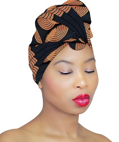 BLACK HEAD WRAP Hijab  f3171c46f99