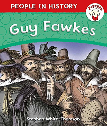 Popcorn: People in History: Popcorn: People in History: Guy Fawkes by imusti