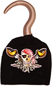 halloweenia – Piratas Disfraz azada gancho de mano