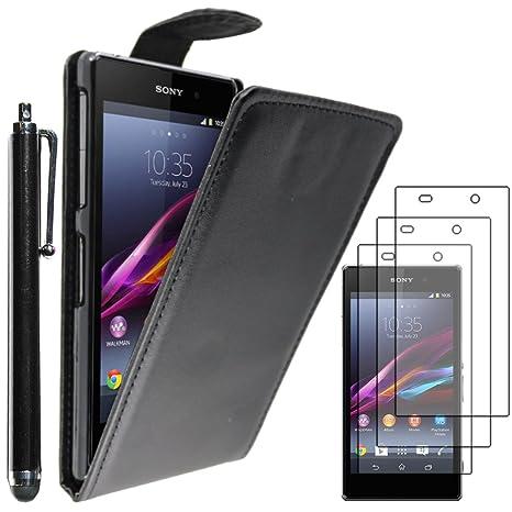 ebestStar - Funda Sony Xperia Z1 L39H, Sony C6906 Carcasa ...