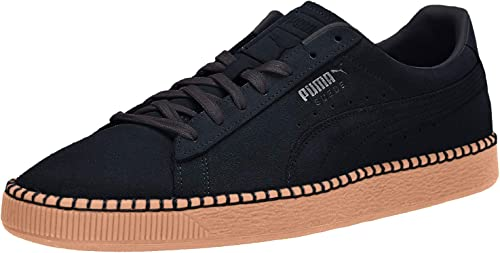 PUMA Select Men's Suede Classic Blanket Stitch Sneakers