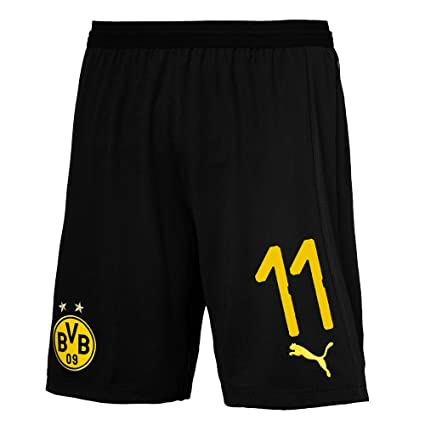 Puma Borussia Dortmund Fútbol Home Pantalones Pantalones ...