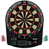 Franklin Sports FS6000 Electronic Dartboard - Digital Dartboard - Soft-Tip Dartboard - Ready-to-Play Electronic Dartboard for Kids and Adults of All Ages - Tournament-Size 15.5