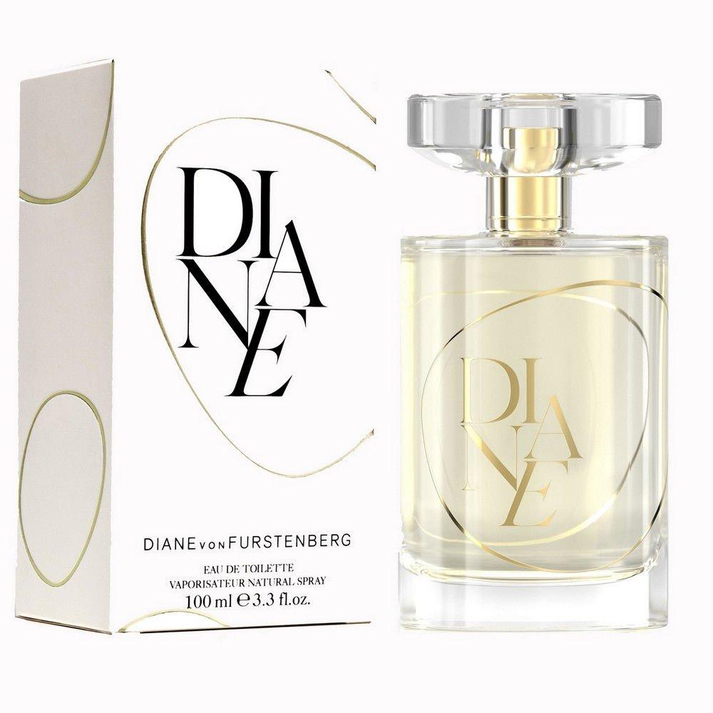 Diane Von Furstenberg Eau De Toilette Spray for Women, 3.3 Ounce