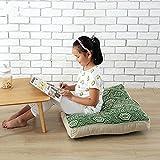 KSUNGB L Thickening Yoga mats Playing Cushion sit Cushion Floor Cushion Balcony Bay Window Cushion, 6565cm