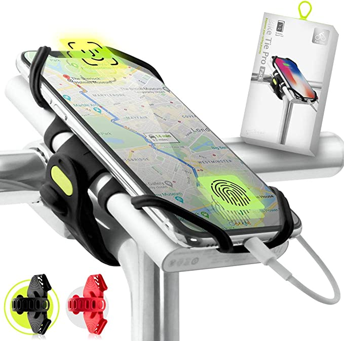 Bone Collection Phone Power Bank Stem Mount Bike Amazon Co Uk