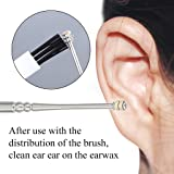 Earwax Removal Kit, Stainless Steel Ear Wax Cleaner Remover Cleaning Tool Ear Pick Set