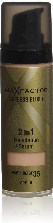 max factor ageless elixir 2 in 1 foundation serum 30ml beige 55