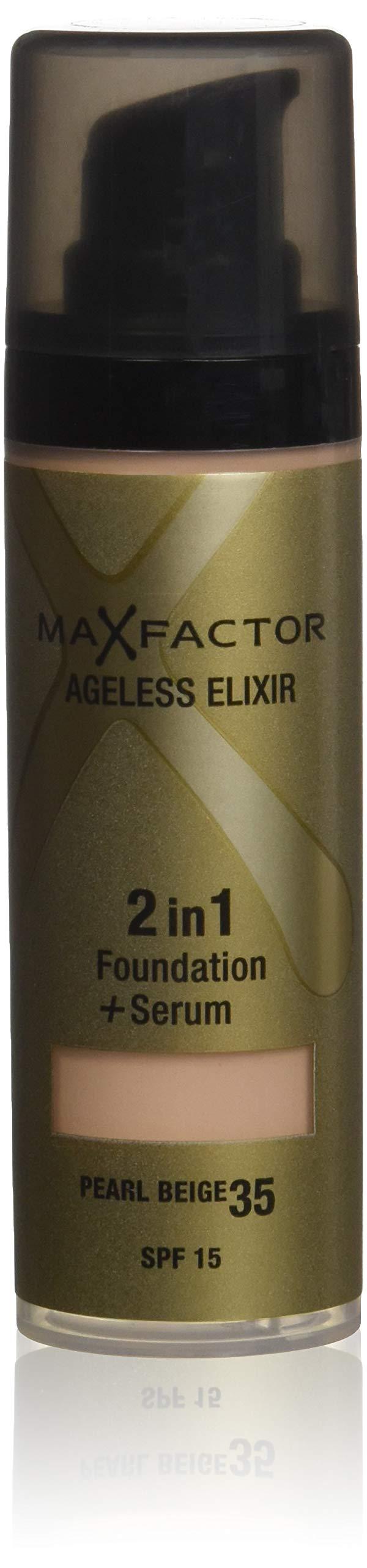 max factor ageless elixir 2 in 1 foundation beige