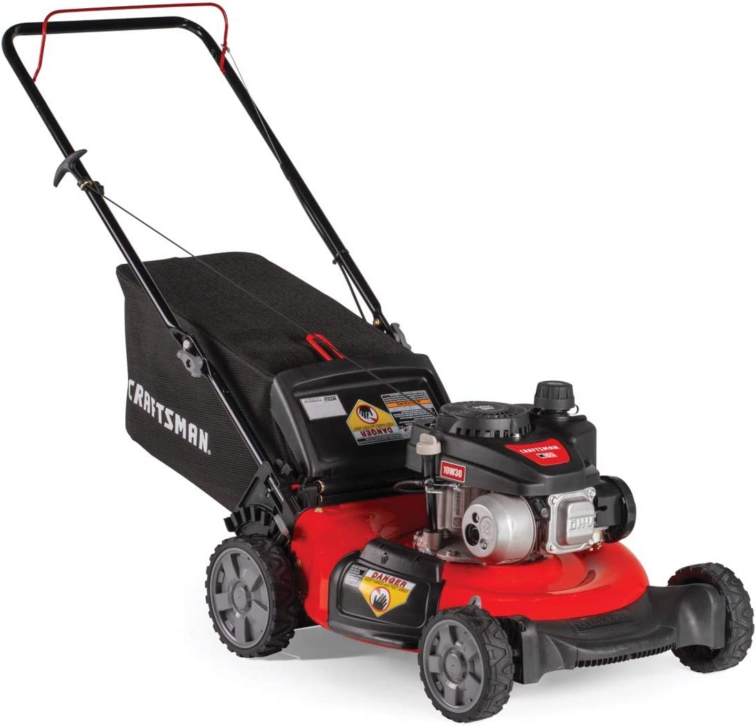 Push Lawn Mower 2020