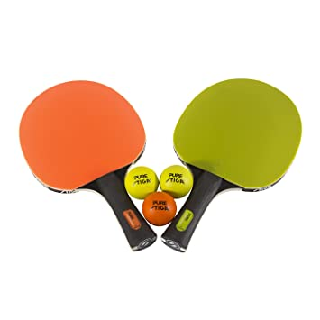 stiga pure color advance 2 player table tennis set