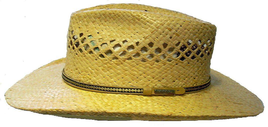 93e5e3155 Stetson Men's Canyon Panama Hat