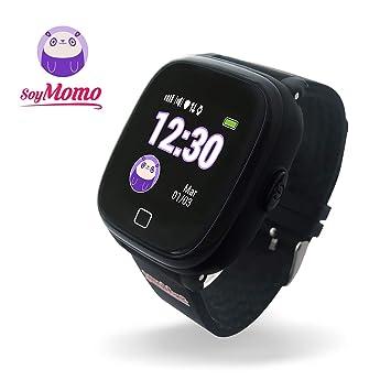 SoyMomo H2O Reloj Inteligente para Niños con GPS y Botón SOS ...