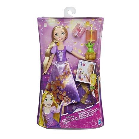 Amazon.es: Disney Princess - Muñeca Rapunzel y farolillos (Hasbro C1291EU4): Juguetes y juegos