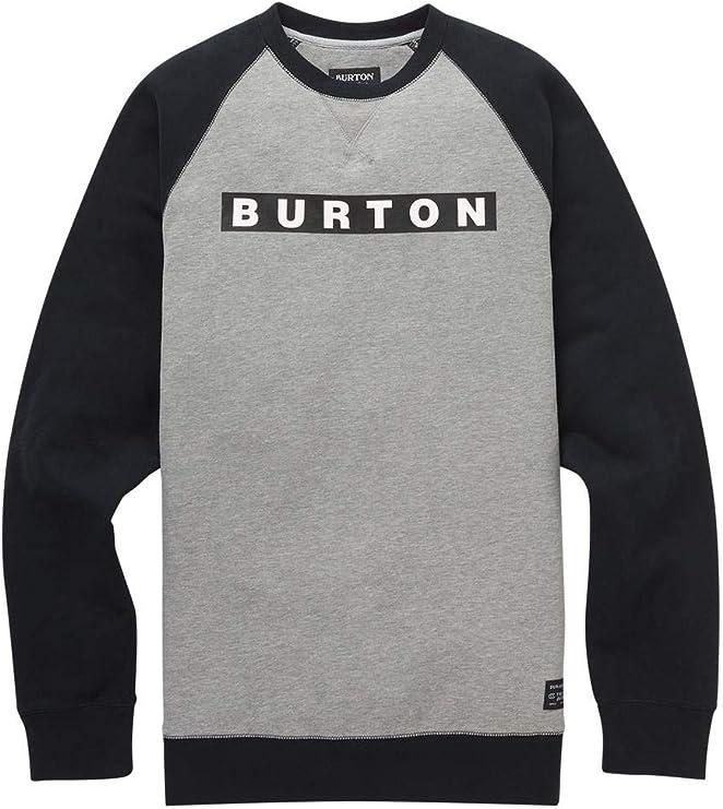 Burton Vault Crew Sudadera, Hombre