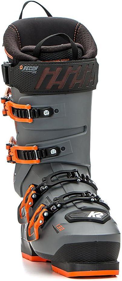 K2 Skis Freeride 18 10D3401.1.2.115 Mens Ski Poles Orange 115 cm Orange