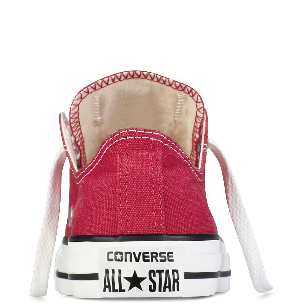 Converse Chuck Taylor All Star Canvas Low Top Sneaker US B074539RFW 3.5 US Men/5.5 US Sneaker Women|Red 3f0f9f