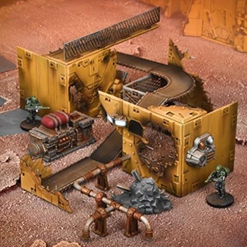 Mantic Games: Terrain Crate Forgotten Foundry