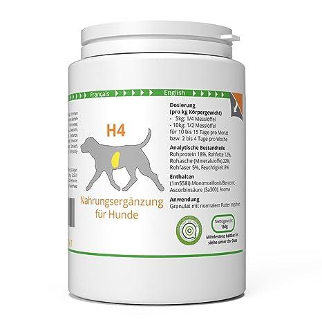 ww7 H4 Fórmula Natural para Dieta y órganos internos de Perros -150g
