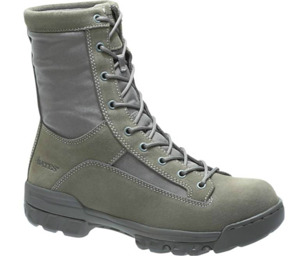 Bates Men's Ranger II Hot Weather Composite Toe Military and Tactical Boot, Sage, 10.5 2E US
