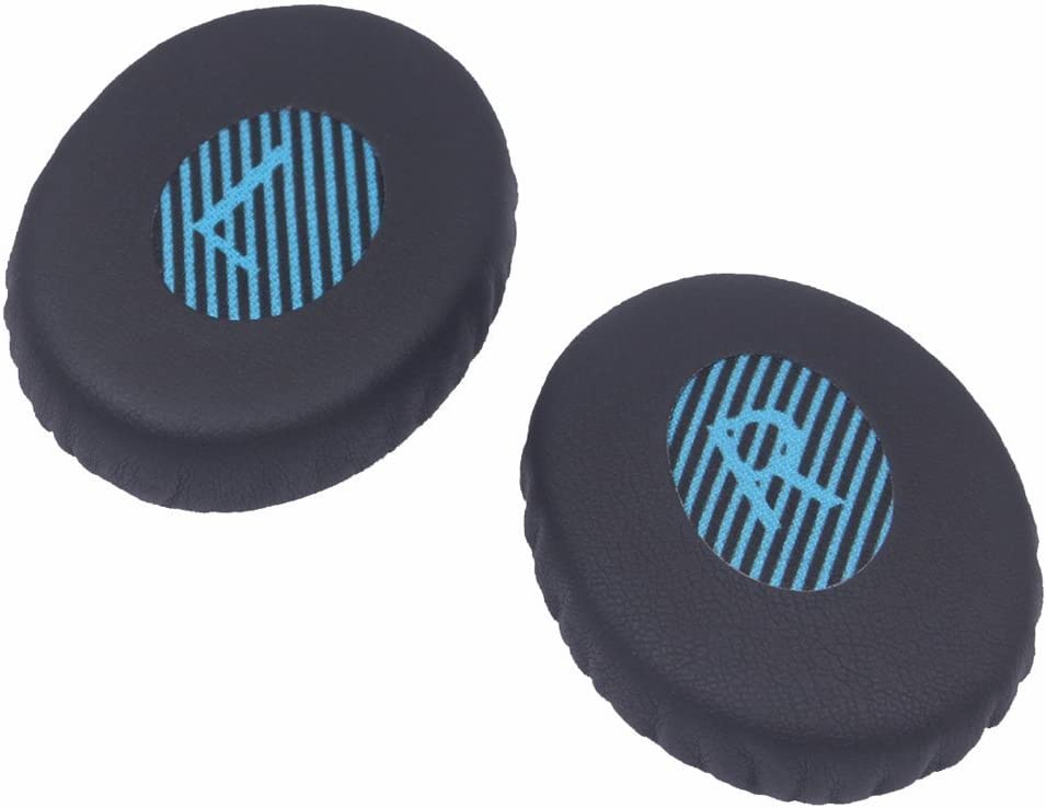 ATE02 Cosyplus Replacement Ear Pads Cushions for Bose SoundLink On-Ear Headphones On Ear Headphones Ear Cups Ear Cover Earpads for Bose OE2 OE2i