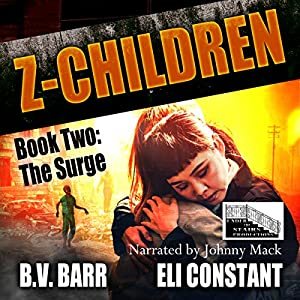 Z Children: The Surge, Book 2 Audiobook