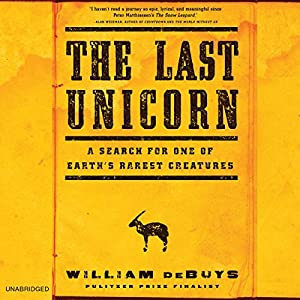 The Last Unicorn Audiobook