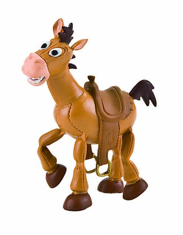 Disney Bullyland Toy Story 3 12763 Bullseye - Figura del caballo Perdigón,10 cm: Amazon.es: Juguetes y juegos