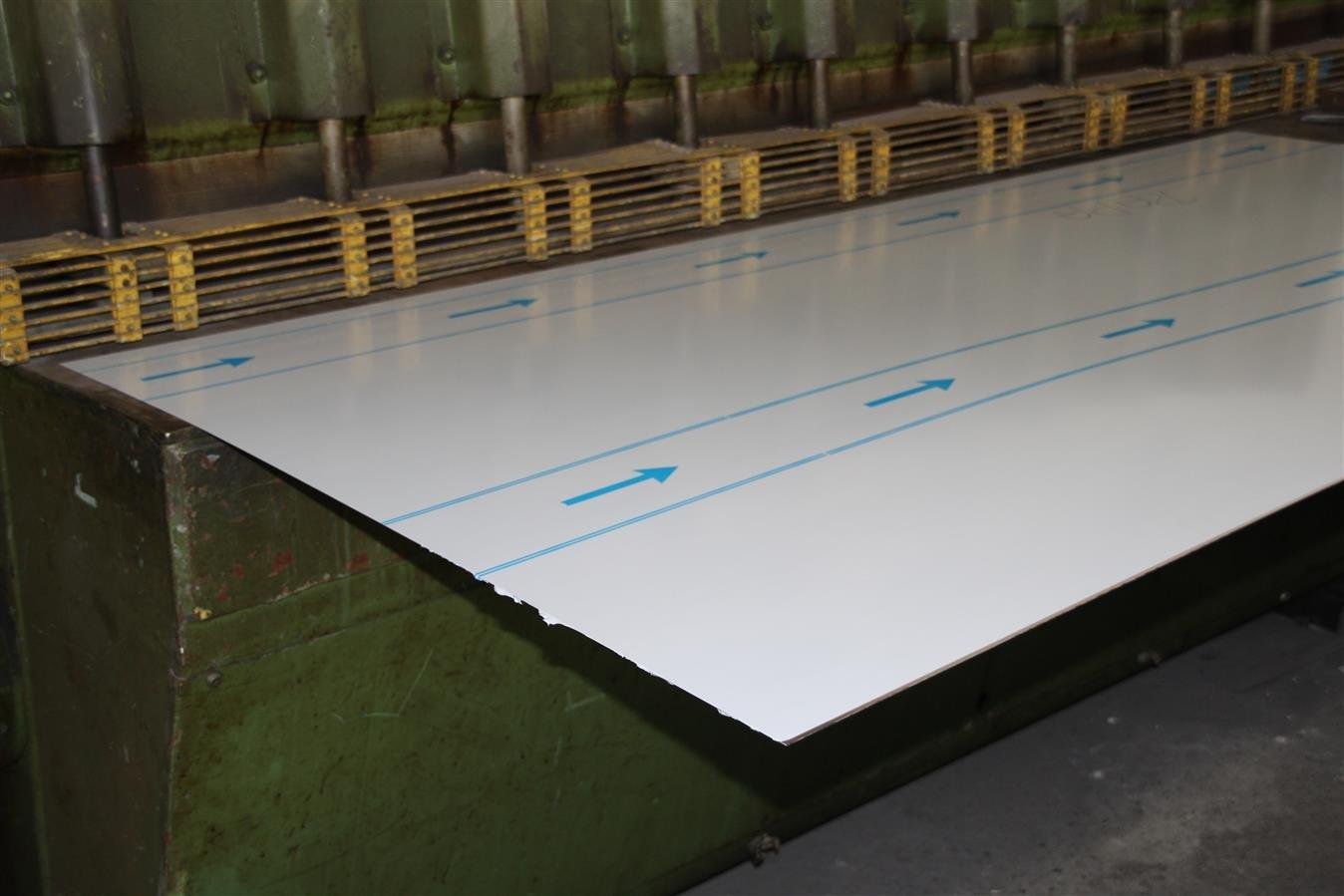 1 mm Alublech Alu Blech Aluminium Blechzuschnitt 1000 500