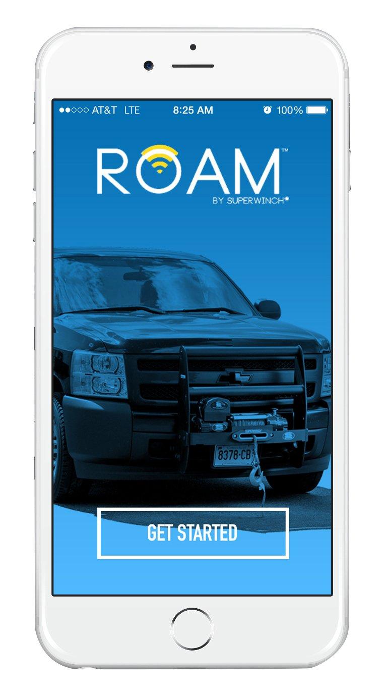 Amazon.com: Superwinch 2910 ROAM Wireless System (Smart Device Talon ...