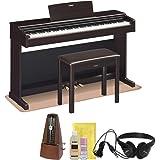 YAMAHA YDP-144R ニューダークローズウッド 電子ピアノ アリウス 88鍵盤 ヤマハ