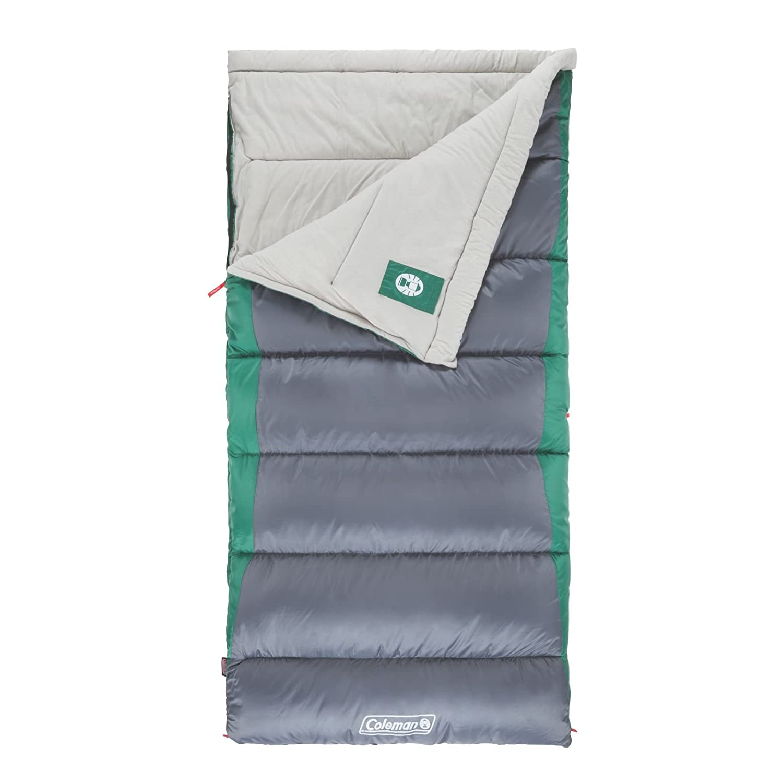 Coleman Autumn Glen 40 Degree Big /& Tall Sleeping Bag