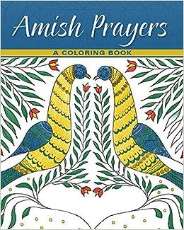 Amazon.com: Amish Prayers: A Coloring Book (9781513801568): Lynn ...