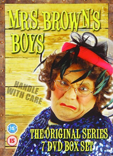 Price comparison product image Mrs Brown's Boys - The Original Series (7-Disc Box Set) [DVD] by Brendan O'Carroll